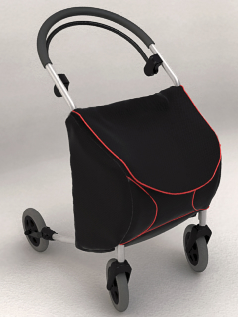 BagRollator - [inclusion] by AKP Design