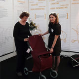 BagRollator at Health and Rehab 2008